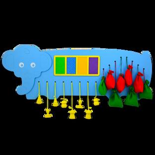 Бизиборд Слоник