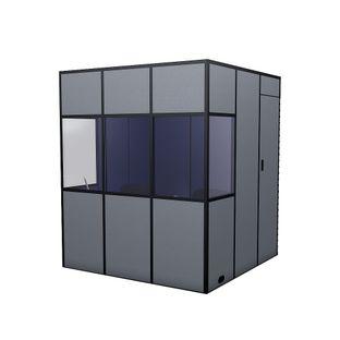 Напольная кабина для тифлокомментатора BIG DUO