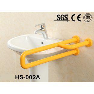 Поручень HS-002 U-образный для умывальника/туалета