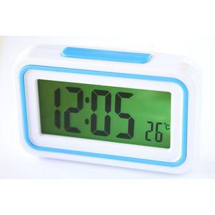 Часы-будильник с термометром с синтезом речи