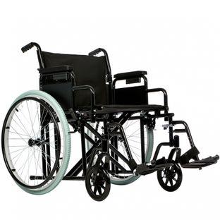 Кресло-коляска повышенной грузоподъемности для инвалидов Base 125