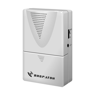 Свето-вибрационный сигнализатор звука Вибратон 4