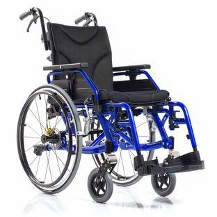Функциональное кресло-коляска для инвалидов Delux 530