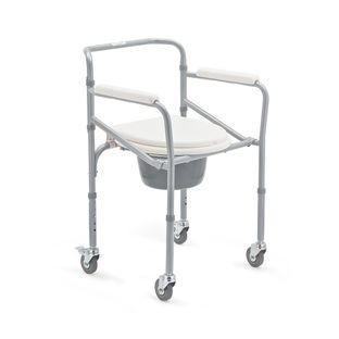 Стул с санитарным оснащением для инвалидов FS696
