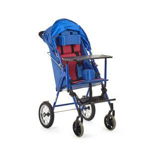 Кресло-коляска для инвалидов H032 (H031 пневмо)
