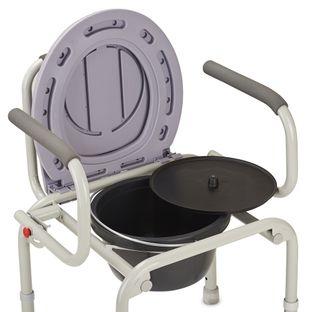 Кресло инвалидное с санитарным оснащением ФС813