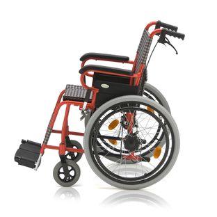 Алюминиевая кресло-коляска для инвалидов FS872LH