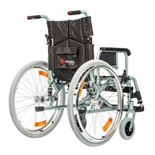 Функциональное кресло-коляска для инвалидов Delux 510