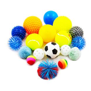 Набор массажных игровых шариков