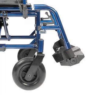 Кресло-коляска для инвалидов с электроприводом Pulse 120