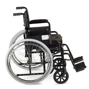 Кресло-коляска для инвалидов с санитарным оснащением H011A