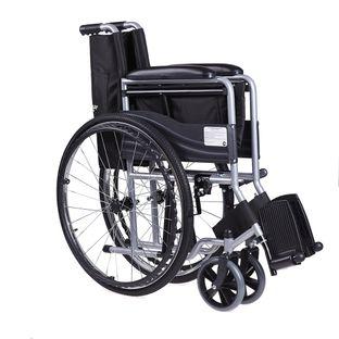 Кресло-коляска для инвалидов H 007 (17, 18, 19 дюймов)