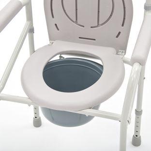 Стул с санитарным оснащением для инвалидов FS693