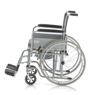 Кресло-коляска с санитарным оснащением для инвалидов FS682