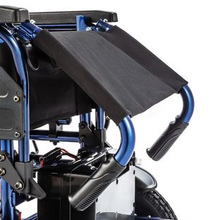 Кресло-коляска для инвалидов с электроприводом Pulse 110