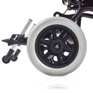 Функциональное кресло-коляска для инвалидов Delux 570 S