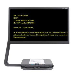 Стационарный электронный видеоувеличитель ClearView C 24 HD TwinView