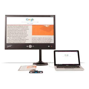 Стационарный электронный видеоувеличитель ClearView C 24 HD TwinView Flex