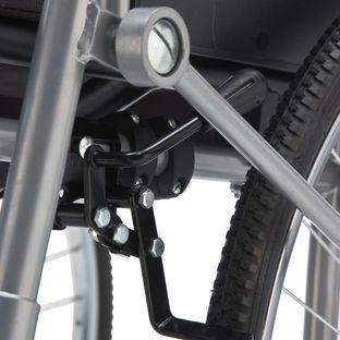 Кресло-коляска для инвалидов H 005 (для правшей)