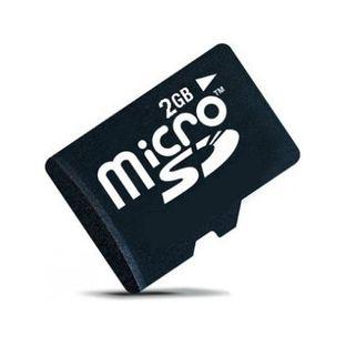 MicroSD карта памяти 2GB