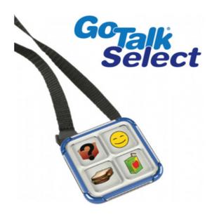 Устройство коммуникационное Go Talk Select Overlay Software
