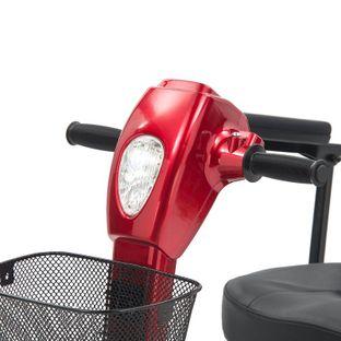 Скутер четырехколесный с электрическим приводом JRWB801