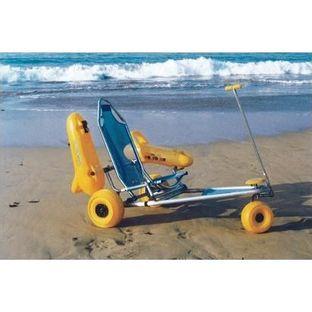 Tiralo - плавающая кресло-коляска