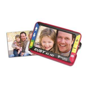Электронный ручной видеоувеличитель RUBY XL HD