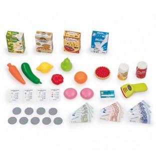 Игровой набор Супермаркет с тележкой Smoby