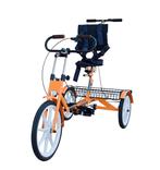 Велотренажёр-велосипед реабилитационный Ангел-Соло 4М