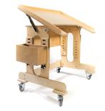 Столик на колесиках для детей с ДЦП
