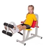 Детский силовой тренажер Разгибание ног