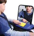 Зеркало для тренировки речи