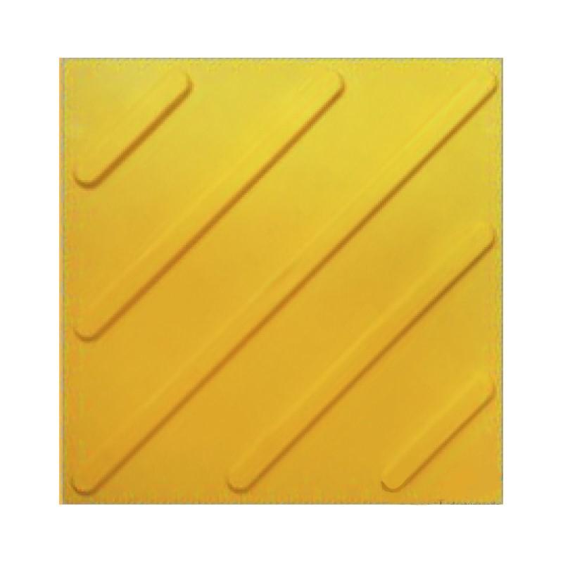 Тактильная плитка Полиуретан 300х300 - диагональ