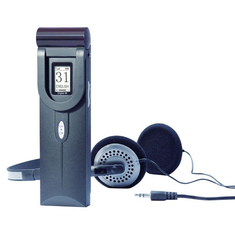 Тифлокомментатор Audio Description 40