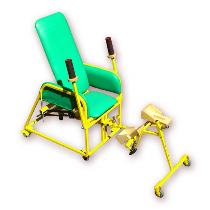 Опора для сидения - тренажер для адаптивной физкультуры Уникресло