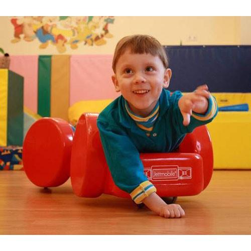 Лежачий самокат для детей-инвалидов
