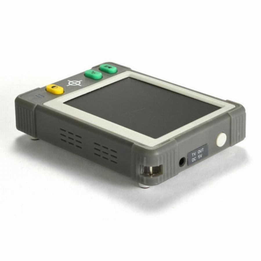 Электронный ручной видеоувеличитель Tor