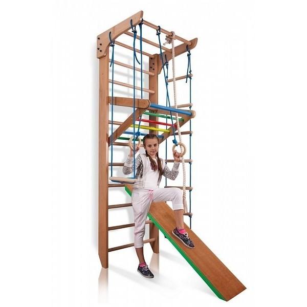 """Детский спортивный комплекс """"Bombino 3"""" 240 см"""