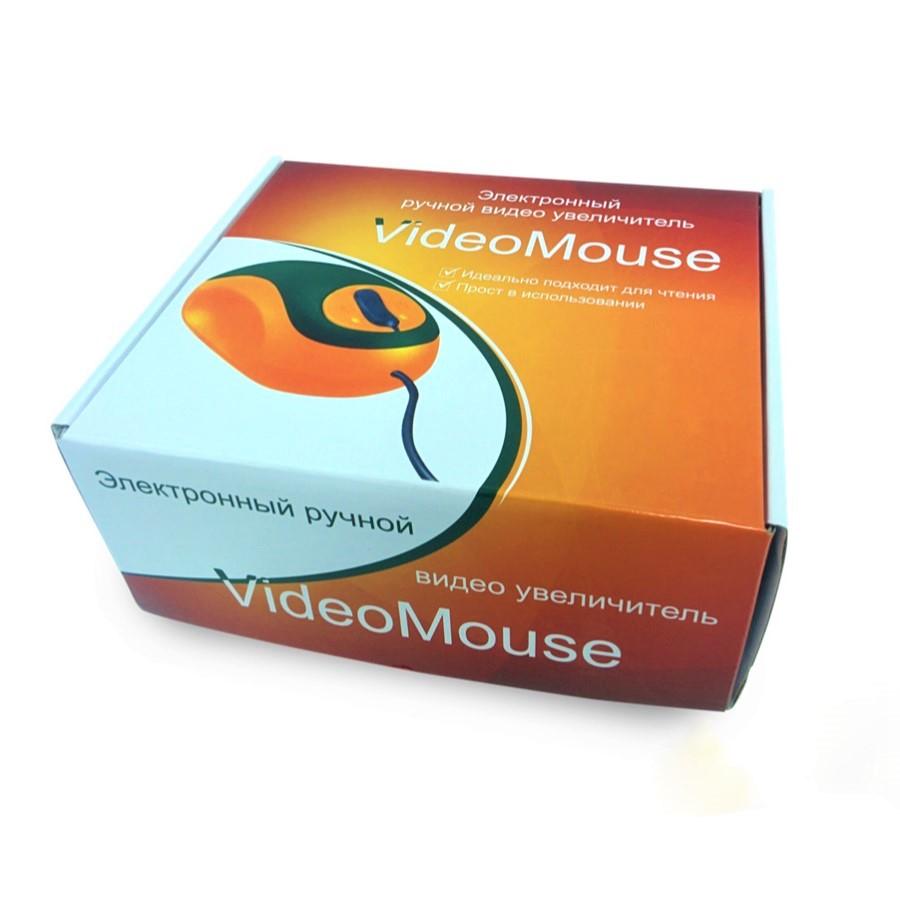 Электронный ручной видеоувеличитель с речевым выходом VideoMouse