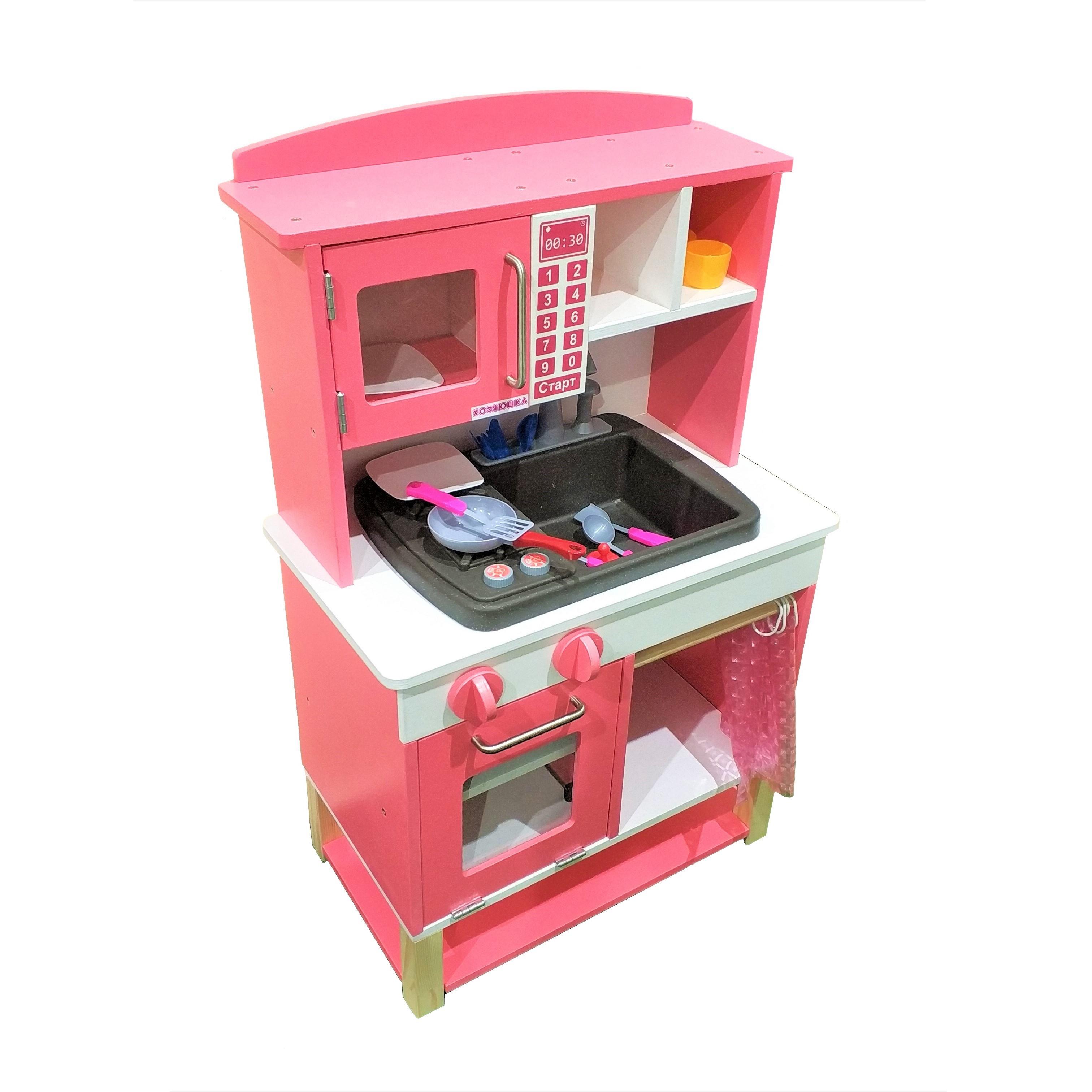 Игровой обучающий модуль для детей Кухня