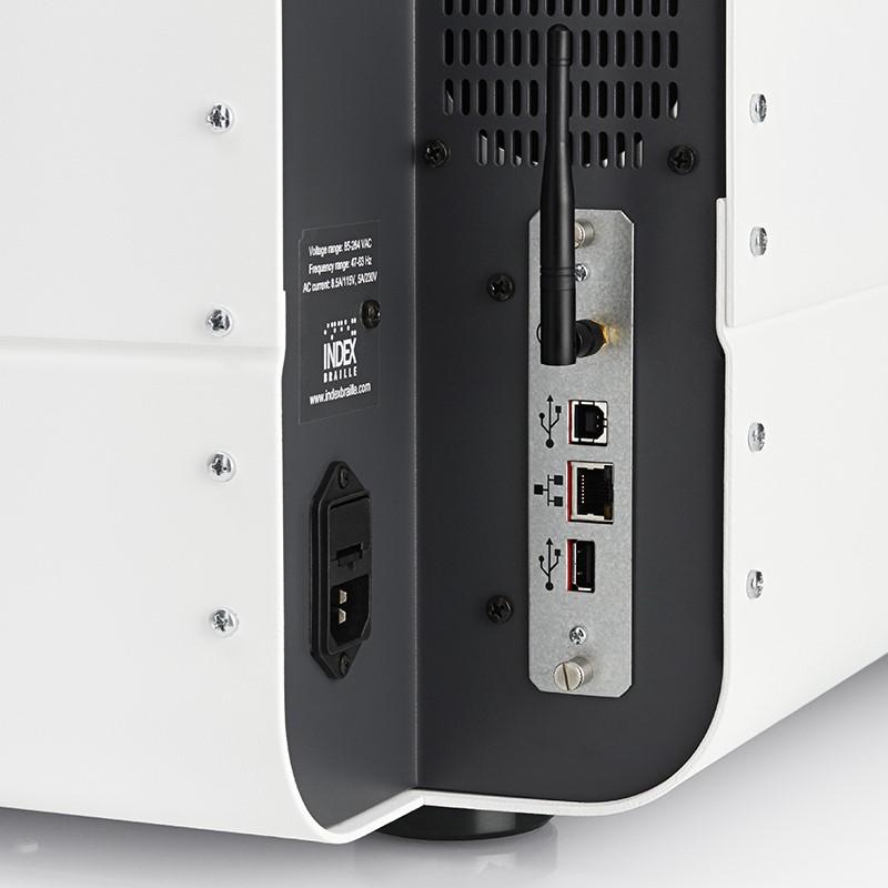 Принтер Брайля Index BrailleBox V5