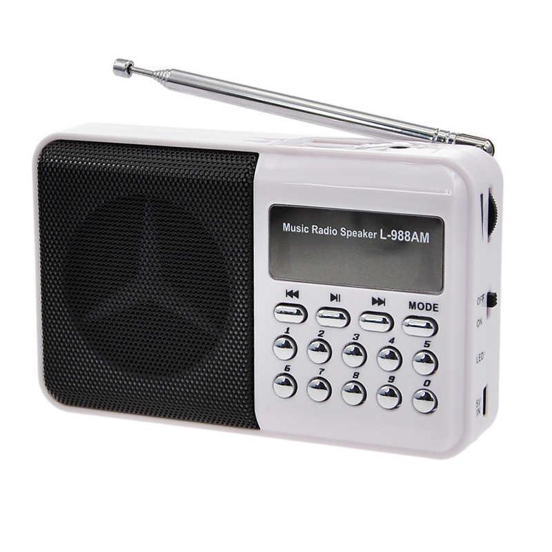 FM MP3 Радиоприемник L988