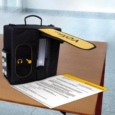 Портативное устройство для чтения/увеличения VOXbox