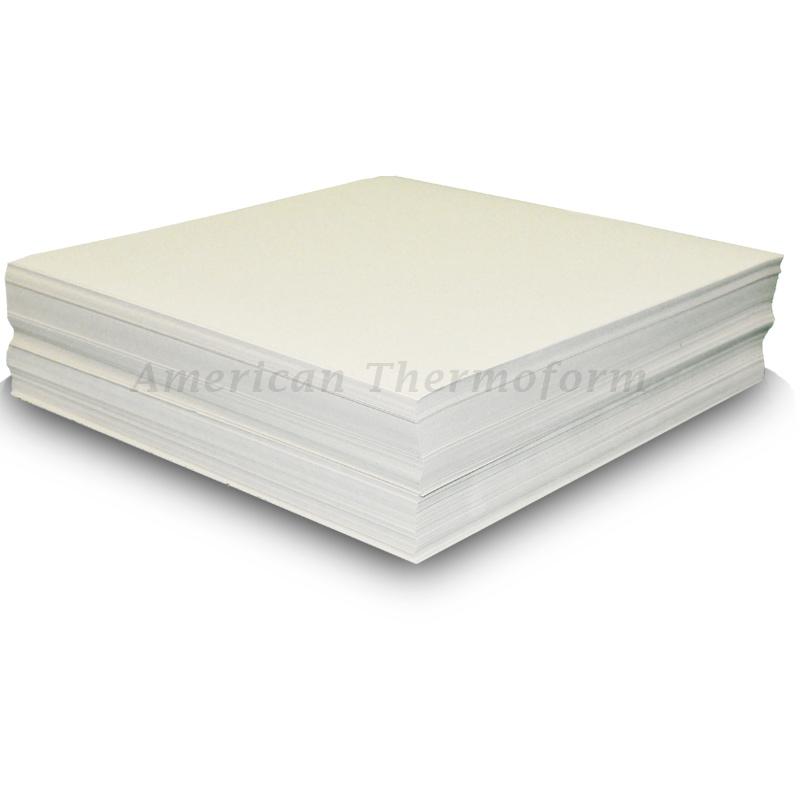 Листы пластиковые для тактильной печати А4 (пачка 100 листов)