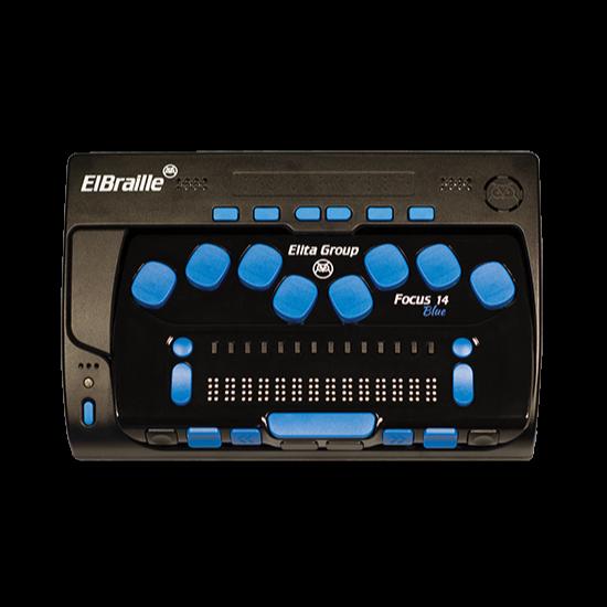 Портативный компьютер ElBraille-W14J