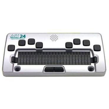 Тактильный дисплей Брайля Seika mini 24