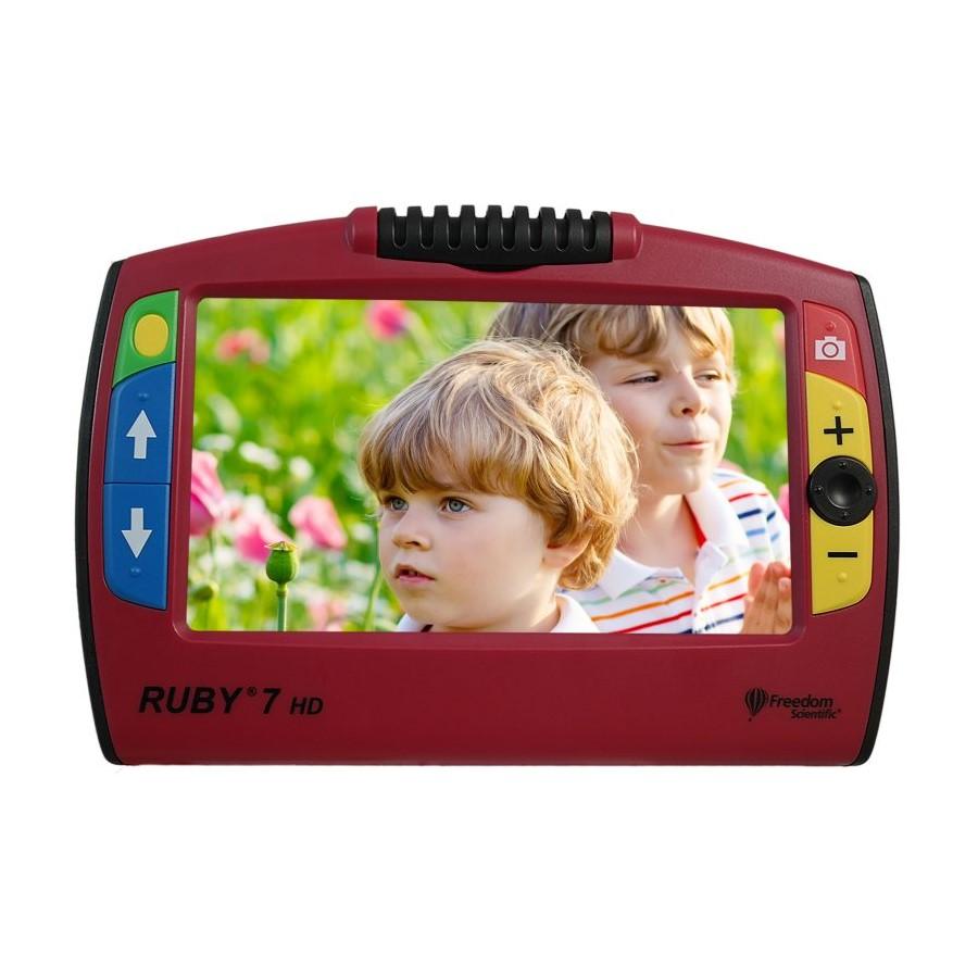 Электронный ручной видеоувеличитель RUBY 7HD